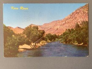 Kernville Kern River CA Chrome Postcard A1173090338