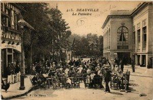 CPA DEAUVILLE - La Potiniere (383463)