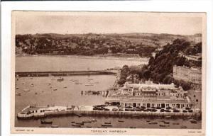 TORQUAY, Devon, England, 1900-1910´s; Torquay Harbour