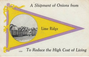 LIME RIDGE , Wisconsin , 00-10s ; Pennet Greetings