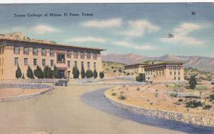 EL PASO , Texas , PU-1945 ; Texas College of Mines