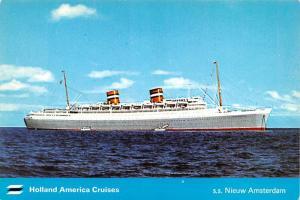 Hollad America Cruises -