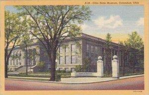 Ohio Columbus Ohio State Museum