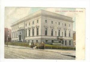 Library, Fall River, Massachusetts, Pre-1905