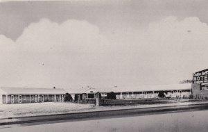ORANGEBURG, South Carolina, 1940-60s; Cotton Boll Motel, Hwy. 301 & 601