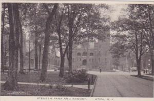 New York Utica Steuben Park And Armory