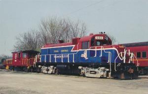 Delaware & Hudson Railway ALCO RS3u #506 - Tioga County NY, New York