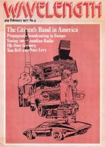 American CB Radio Canadian Mebo II Pirate Ship Magazine