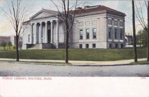 Public Library, Holyoke,  Massachusetts,   00-10s