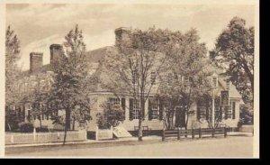 Virginia Williamsburg Raleigh Tavern Albertype