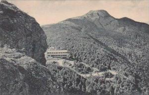 Vermont Mount Mansfiled The Top O Vermont 1951