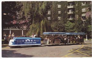 Miniature Train, Passenger Train, The Sheraton-Park Hotel, Washington DC, 40-...