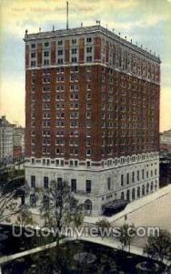 Hotel Statler Detroit MI 1915