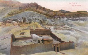 THEBES , Egypt , 00-10s ; Der el Medina