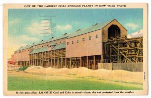 Coal Storage Plant, Langie. Rochester NY
