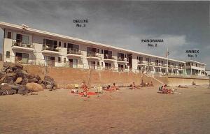 Maine Wells Beach. Driftwinds Motel, Wells Beach Motor Inn