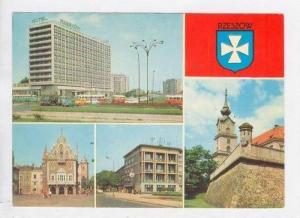 4 Views Of Rzeszow, Poland, 1940-1960s