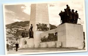 *This is the Place Monument Salt Lake City Utah Vintage Real Photo Postcard C58