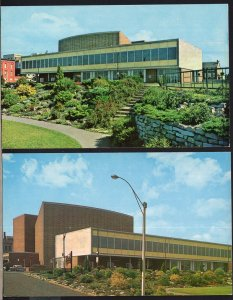 (2) Ontario WINDSOR Cleary Auditorium and Memorial Convention Hall 1950s-1970s