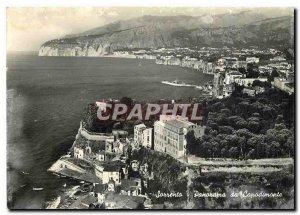 Modern Postcard Sorrento Panorama da Capodimonte