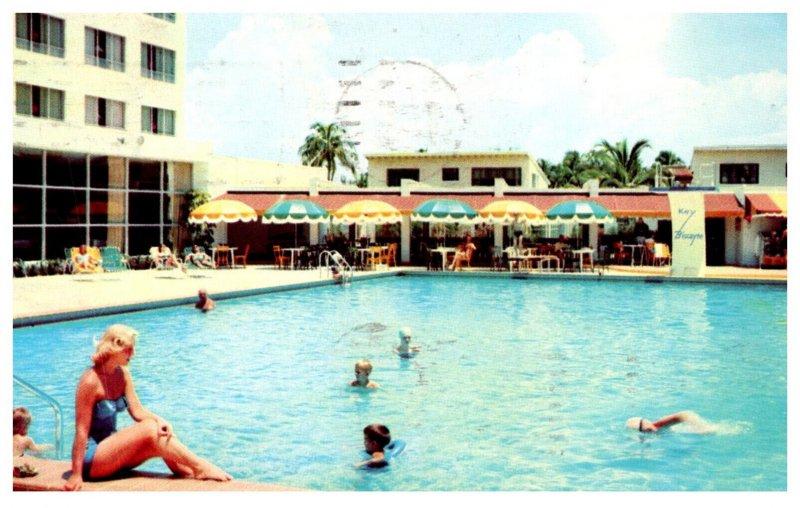 Florida  Key Biscayne Motel and Villas