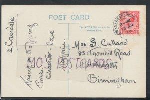 Family History Postcard - Callard - 83 Thornhill Road, Handsworth   RF1700