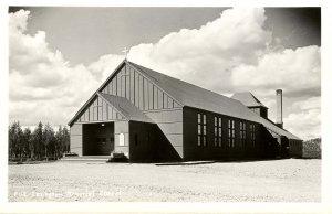 ID - Farragut. Lexington Memorial Chapel.   RPPC