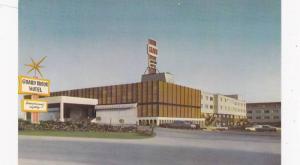 Exterior,  Grand Motor Hotel, Montreal, Quebec, Canada,  40-60s