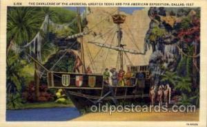 The Cavalcade of the Americas Pan American Exposition 1937 Dallas Texas USA, ...