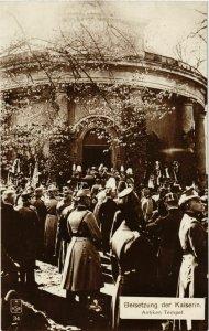 CPA AK Beisetzung der Kaiserin Antiken Tempel GERMAN ROYALTY (867453)