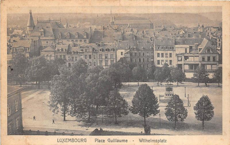 Br35765 Luxembourg Place Guillaume luxembourg