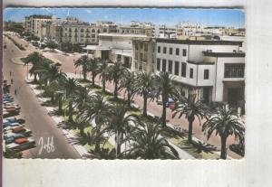 Postal 014671: Avenida Mohame V de Rabat, Marruecos