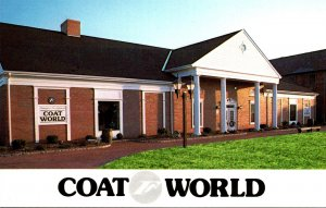 New Jersey Flemington Liberty Village Coat World