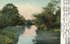 CT - Willimantic- Willimantic River