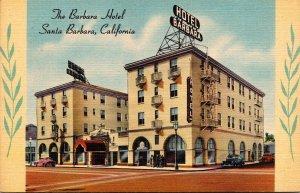 California Santa Barbara The Barbara Hotel