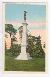 The New Jersey Statue, Valley Forge, Pennsylvania, 00-10s