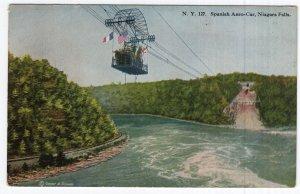 Spanish Aero-Car, Niagara Falls