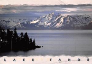 USA Lake Tahoe Highest Peak Mt Tallac