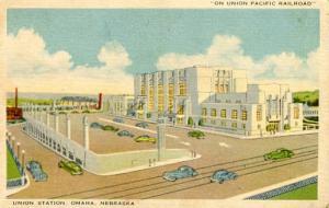 NE - Omaha, Union Station