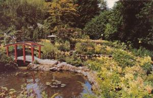 Canada Victoria Japanese Garden At The Butchart Gardens