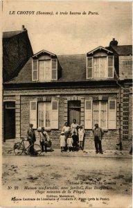 CPA LE CROTOY Rue Desgardin (868969)