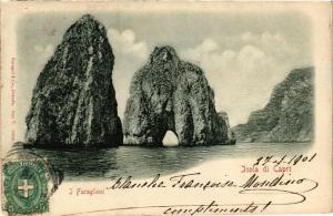 CPA Isola di Capri. ITALY (526801)