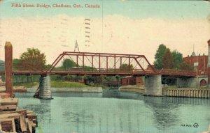 Canada - Fifth Street Bridge Chatham Ontario Canada 04.06
