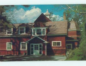 Dining Hall At Berkshire Christian College Lenox Massachusetts MA L8904-12