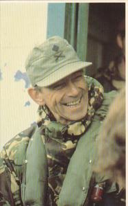 Major General Jeremy Moore