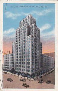St Louis Mart Building St Louis Missouri 1936