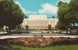 Florida Palm Beach Royal Poinciana Play House 1971