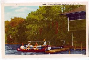 Coker College Clubhouse, Hartsville SC
