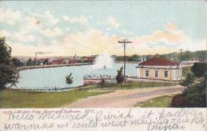 New York Rochester Mount Hope Resrvoir