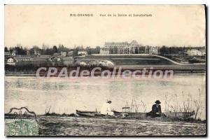 Postcard Old Pasir Ris View From The Seine And Sanatorium